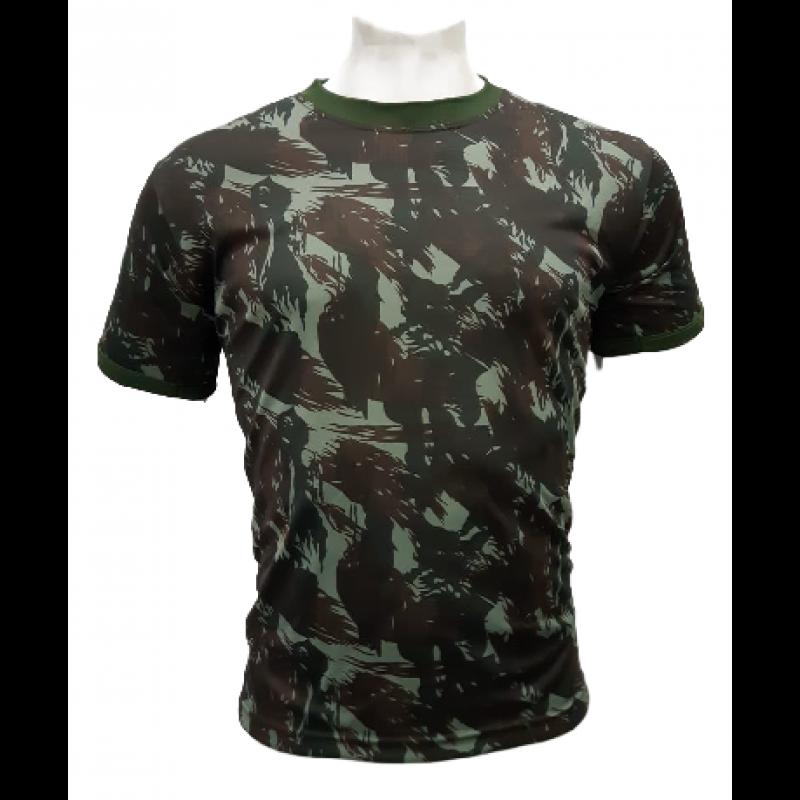 Camiseta Camuflada O Infanti Padrão E.B Dry Fit 936f9bdc321