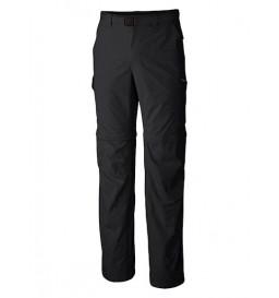 Calça Bermuda Columbia Silver Ridge Convertible Pant Preta(010) Masculina