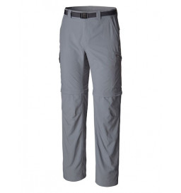 Calça Bermuda Columbia Silver Ridge Convertible Pant Grey Ash(021) Masculina