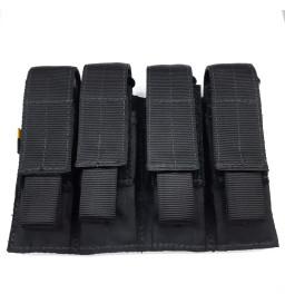 Bolso 4X Pistol Modular Dacs - PRETO