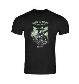 Camiseta Concept Born To Fight - INVICTUS