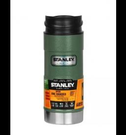 Garrafa/Copo Térmica Stanley One Hand 354ml Verde Classico