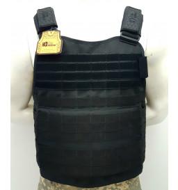 Capa de Colete Cia Militar Modular CM1005 Velcro