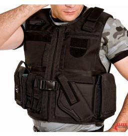 Capa de Colete Elite Comandos Modelo Comandos