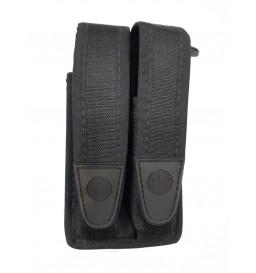 Porta Carregador Duplo Externo Cia Militar com biqueira CM0039