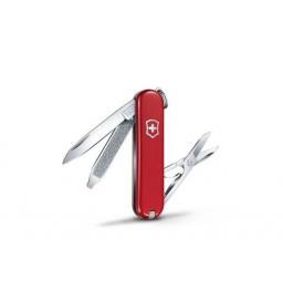 Canivete Classic SD Vermelho (06223) VICTORINOX ORIGINAL 7 FUNÇÕES