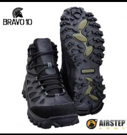 Bota Airstep Bravo 10 Black 5700-1