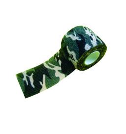 Fita Adesiva Camo Tape Nautika Camuflado Verde