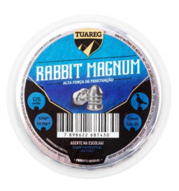 Chumbinho Rabbit Magnum 5.5mm - Chakal
