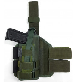 Coldre de Perna Cia Militar USA CM0018 Verde Oliva