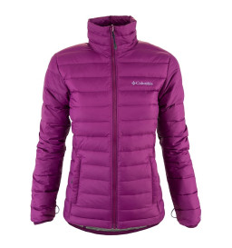 Jaqueta Columbia Sister Brook Down Dark Raspberry(520) Feminina