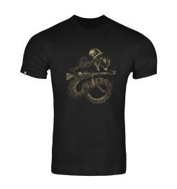 Camiseta Invictus Concept Fumegante
