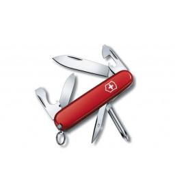 Canivete Tinker Small Vermelho(04603) VICTORINOX ORIGINAL 12 FUNÇÕES