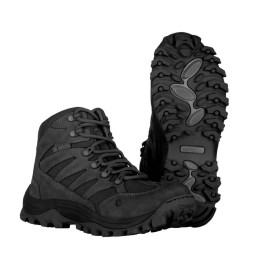 Bota Invictus Tractor Hiking Preto