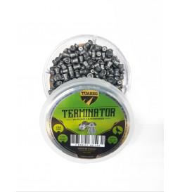Chumbinho Terminator 4.5mm - Chakal