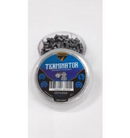 Chumbinho Terminator 5.5mm - Chakal