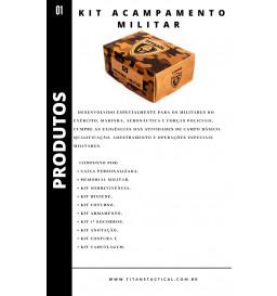 KIT CAMPO - TITANS